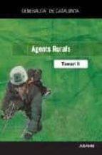 AGENTS RURALS GENERALITAT DE CATALUNYA: TEMARI II