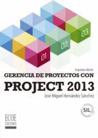 gerencia de proyectos con project 2013 (ebook)-jose miguel hernandez sanchez-9789587712797