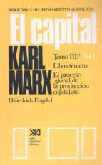 el capital (tomo iii / vol. 6)-karl marx-9789682302497