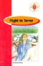 flight to terror (1º bachillerato) christine barclay 9789963465897