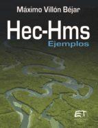 hec hms (ebook) maximo villon bejar 9789977663197