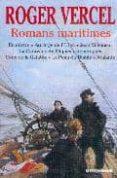 romans maritimes-roger vercel-9782258054707