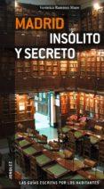 MADRID INSOLITA Y SECRETA 2011 - 9782915807707 - VV.AA.