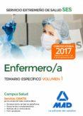 ENFERMERO/A DEL SERVICIO EXTREMEÑO DE SALUD (SES): TEMARIO ESPECIFICO (VOL. 1) - 9788414211007 - VV.AA.