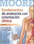 FUNDAMENTOS DE ANATOMÍA CON ORIENTACIÓN CLÍNICA 5ED - 9788416004607 - KEITH L. MOORE