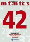 CUADERNOS DE MATEMATICAS 42: GEOMETRIA - 9788421642207 - VV.AA.
