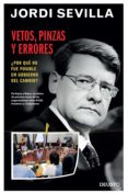 vetos, pinzas y errores (ebook)-jordi sevilla segura-9788423427307