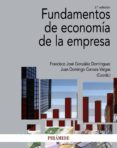 fundamentos de economía de la empresa (ebook)-francisco jose gonzalez dominguez-juan domingo ganaza vargas-9788436838107