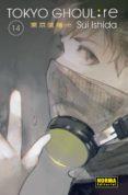 tokyo ghoul: re 14-sui ishida-9788467934007