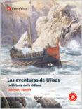 LAS AVENTURAS DE ULISES: HISTORIA DE LA ODISEA (CLASICOS ADAPTADO S) - 9788468200507 - R. SUTCLIFF