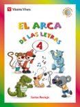 EL ARCA DE LAS LETRAS 4 LETRAS C, Q, K, Z, CH, R - 9788468206707 - VV.AA.