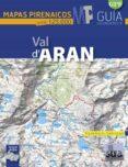 val d aran (mapas pirenaicos 1:25000)-miguel angulo-gorka lopez-9788482166407