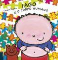 iago e o corpo humano-liesbet slegers-9788490463307