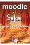 MOODLE VS SAKAI: INTEGRACION DE SERVICIOS Y APLICACIONES - 9788492779307 - DAVID ROLDAN MARTINEZ