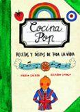 COCINA POP: RECETAS Y DISCOS DE TODA LA VIDA - 9788497859707 - RICARDO CAVOLO