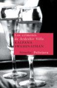 los crímenes de ardeshir villa (ebook)-kalpana swaminathan-9788498415407