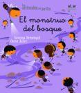 EL MONSTRUO DEL BOSQUE (LETRA MANUSCRITA) (LOS ANIMALES DEL JARDI N 9) - 9788498454307 - GEMMA ARMENGOL