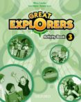 GREAT EXPLORERS 3 AB - 9780194507417 - VV.AA.