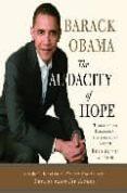 THE AUDACITY OF HOPE (AUDIO CD) - 9780739366417 - BARACK OBAMA