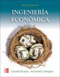 INGENIERIA ECONOMICA (7ª ED.) - 9786071507617 - LELAND BLANK