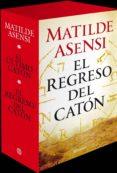 ESTUCHE MATILDE ASENSI (EL ULTIMO CATON + EL REGRESO DEL CATON) - 9788408149217 - MATILDE ASENSI