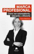marca profesional (ebook)-irene martinez-9788415678717