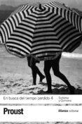 EN BUSCA DEL TIEMPO PERDIDO (4): SODOMA Y GOMORRA - 9788420653617 - VERENA KAST