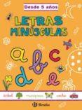 LETRAS MINUSCULAS (GRAN CUADERNO) - 9788421654217 - VV.AA.