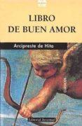 LIBRO DE BUEN AMOR - 9788426115317 - ARCIPRESTE DE HITA