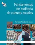 FUNDAMENTOS DE AUDITORIA DE CUENTAS ANUALES - 9788436827217 - VV.AA.