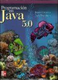 PROGRAMACION EN JAVA 5.0 - 9788448150617 - JAMES CAHOON