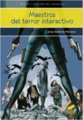 MAESTROS DEL TERROR INTERACTIVO - 9788490770917 - CARLOS RAMIREZ MORENO