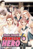CRIMSON HERO Nº 19 - 9788499473017 - MITSUBA TAKANASHI