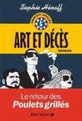 art et décès-sophie henaff-9782226441027