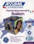 perfectionnement italien (super pack)-francisco benedetti-9782700580327