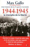 1944-1945 - 9782845635227 - MAX GALLO