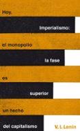 IMPERIALISMO: LA FASE SUPERIOR DEL CAPITALISMO (GREAT IDEAS) - 9788430601127 - VLADIMIR ILICH LENIN