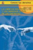 LIBERTAD RELIGIOSA Y LOS DERECHOS CIVILES DE LOS CREYENTES - 9788434020627 - VV.AA.