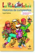 HISTORIAS DE CUMPLEAÑOS (LOS PIRATAS LECTORES: 7 AÑOS) - 9788441416727 - INGRID KELLNER