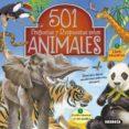 501 PREGUNTAS Y RESPUESTAS SOBRE ANIMALES - 9788467758627 - VV.AA.