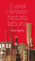 euskal herriaren historia laburra-iñaki egaña-9788471485427