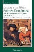 POLITICA ECONOMICA - 9788472094727 - LUDWIG VON MISES