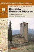 MAPA EXCURSIONISTA (1:40000) SERRABLO TIERRA DE BIESCAS : PIRINEO ARAGONES - 9788483210727 - VV.AA.