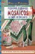 PEQUEÑOS Y GRANDES MOSAICOS LLENOS DE ENCANTO - 9788496365827 - INGRID MORAS