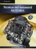 TECNICAS DEL AUTOMOVIL: MOTORES - 9788497327527 - JOSE MANUEL ALONSO PEREZ