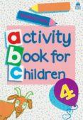 OXFORD ACTIVITY BOOKS FOR CHILDREN: BOOK 4 - 9780194218337 - CHRISTOPHER CLARK