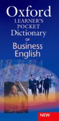 OXF LEARNER POCKET DICT BUSINESS ENGLISH - 9780194317337 - VV.AA.