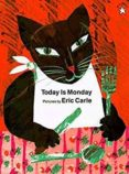 today is monday-eric carle-9780698115637