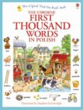 first thousand words in polish-heather amery-9781409566137