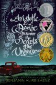 ARISTOTLE AND DANTE DISCOVER THE SECRETS OF THE UNIVERSE - 9781442408937 - BENJAMIN ALIRE SAENZ